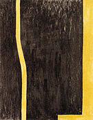 Euclidian Abyss 1946-47 - Barnett Newman