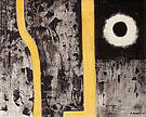 Death of Euclid 1947 - Barnett Newman reproduction oil painting
