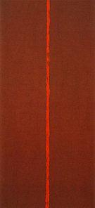 Onement III 1949 - Barnett Newman