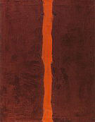 End Of Silence 1949 - Barnett Newman