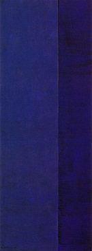 Ulysses 1952 - Barnett Newman
