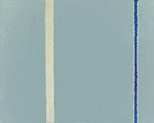 White Fire I 1954 - Barnett Newman