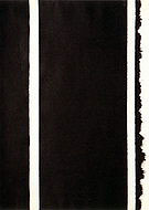 No 63 Untitled 1960 - Barnett Newman