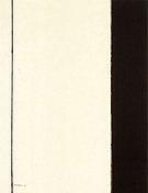 Seventh Station 1964 - Barnett Newman