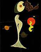 Nude 1926 - Joan Miro reproduction oil painting