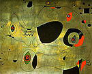 The Port 1945 - Joan Miro reproduction oil painting