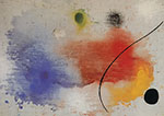 Painting III 12-7-1965 - Joan Miro reproduction oil painting