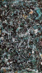 Full Fathom Five 1947 - Jackson Pollock