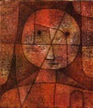 Dawn One 1935 - Paul Klee reproduction oil painting