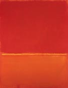 Untitled 1969 - Mark Rothko