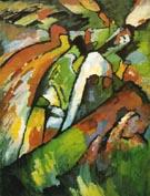 Improvisation VII 1910 - Wassily Kandinsky