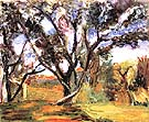 The Olive Tree 1896 - Henri Matisse reproduction oil painting