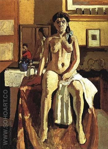 Carmelina - Henri Matisse reproduction oil painting