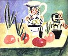 Pink Onions 1906 - Henri Matisse reproduction oil painting