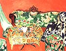 Seville Still Life 1910 - Henri Matisse reproduction oil painting