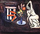 Goldfish 1912 - Henri Matisse reproduction oil painting