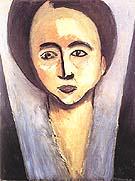 Portrait of Sarah Stein 1916 - Henri Matisse reproduction oil painting