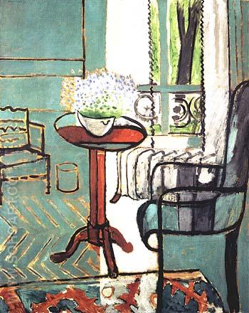The Window 1916 - Henri Matisse reproduction oil painting