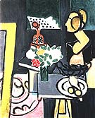 Still Lift with a Plaster Bust 1916 - Henri Matisse reproduction oil painting