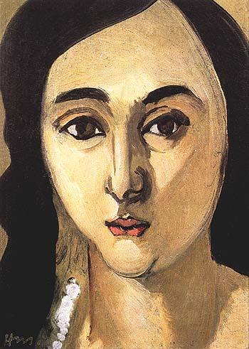 Laurette 1916 - Henri Matisse reproduction oil painting
