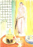 The Mauresque 1929 - Henri Matisse reproduction oil painting