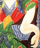 The Arm 1938 - Henri Matisse reproduction oil painting