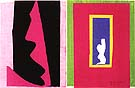 Destiny 1947 - Henri Matisse reproduction oil painting