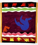Toboggan 1947 - Henri Matisse reproduction oil painting