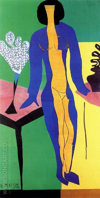 Zulmr 1950 - Henri Matisse reproduction oil painting