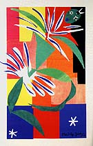 Creole Dancer 1950 - Henri Matisse reproduction oil painting