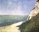 Les Bas-Butin, Honfleur 1886 - Georges Seurat