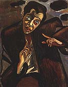 Bessie Boris 1940 - bill bloggs reproduction oil painting