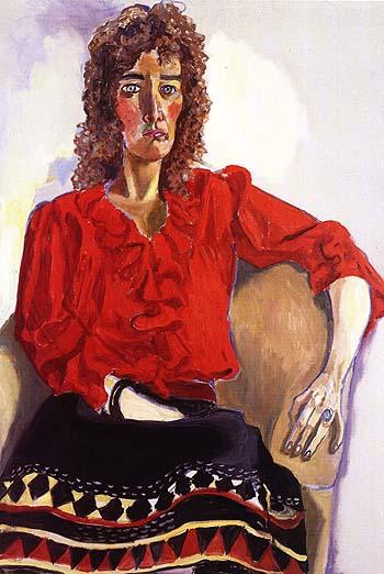 Catherine Jordan 1983 - bill bloggs reproduction oil painting