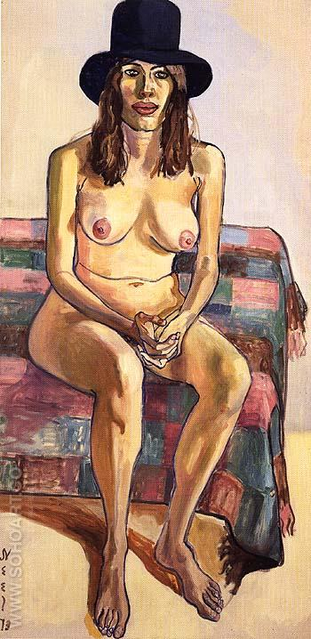 Kitty Pearson 1973 - bill bloggs reproduction oil painting