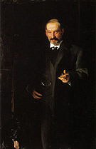 Asher Wertheimer 1898 - John Singer Sargent reproduction oil painting