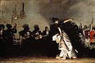 El Jaleo 1882 - John Singer Sargent reproduction oil painting