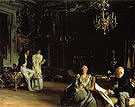 An Interior in Venice 1899 - John Singer Sargent reproduction oil painting