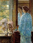 Twenty Sixth of June Old Lyme 1912 - Childe Hassam reproduction oil painting