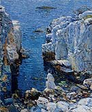 The Isles of Shoals 1912 - Childe Hassam reproduction oil painting
