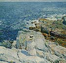 The South Ledges Appledore 1913 - Childe Hassam reproduction oil painting