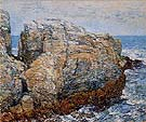 Sylph s Rock Appiedore 1907 - Childe Hassam reproduction oil painting