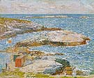 Bathing Pool Appledore 1907 - Childe Hassam reproduction oil painting