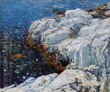Jelly Fish 1912 - Childe Hassam reproduction oil painting