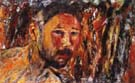 Self-Portrait with Beard 1920 - Pierre Bonnard reproduction oil painting