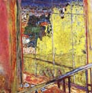 Studio with Mimosas 1938 - Pierre Bonnard reproduction oil painting