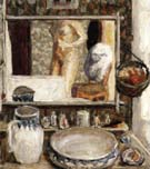 The Dressing Table 1908 - Pierre Bonnard reproduction oil painting