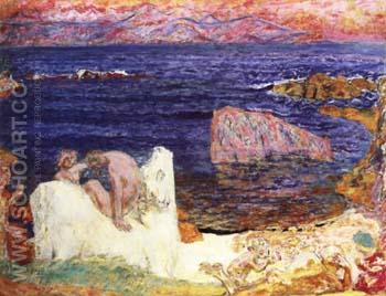 The Abduction of Europa 1919 - Pierre Bonnard reproduction oil painting