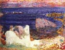 The Abduction of Europa 1919 - Pierre Bonnard
