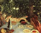 The Cherry Tart 1908 - Pierre Bonnard reproduction oil painting