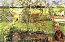 Early Spring 1908 - Pierre Bonnard reproduction oil painting